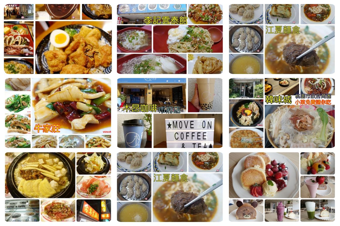 [桃園美食]桃園市政府週邊美食20家懶人包~韓式、泰式、日式、咖啡館、甜點料理一次收錄(隨時更新中) @VIVIYU小世界
