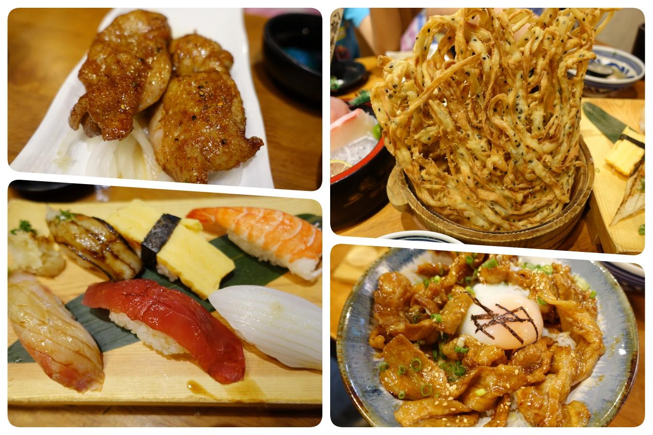 [桃園美食]八條壽司~中正藝文特區超人氣平價日式料理店、不用出國就有在沖繩用餐感覺 @VIVIYU小世界