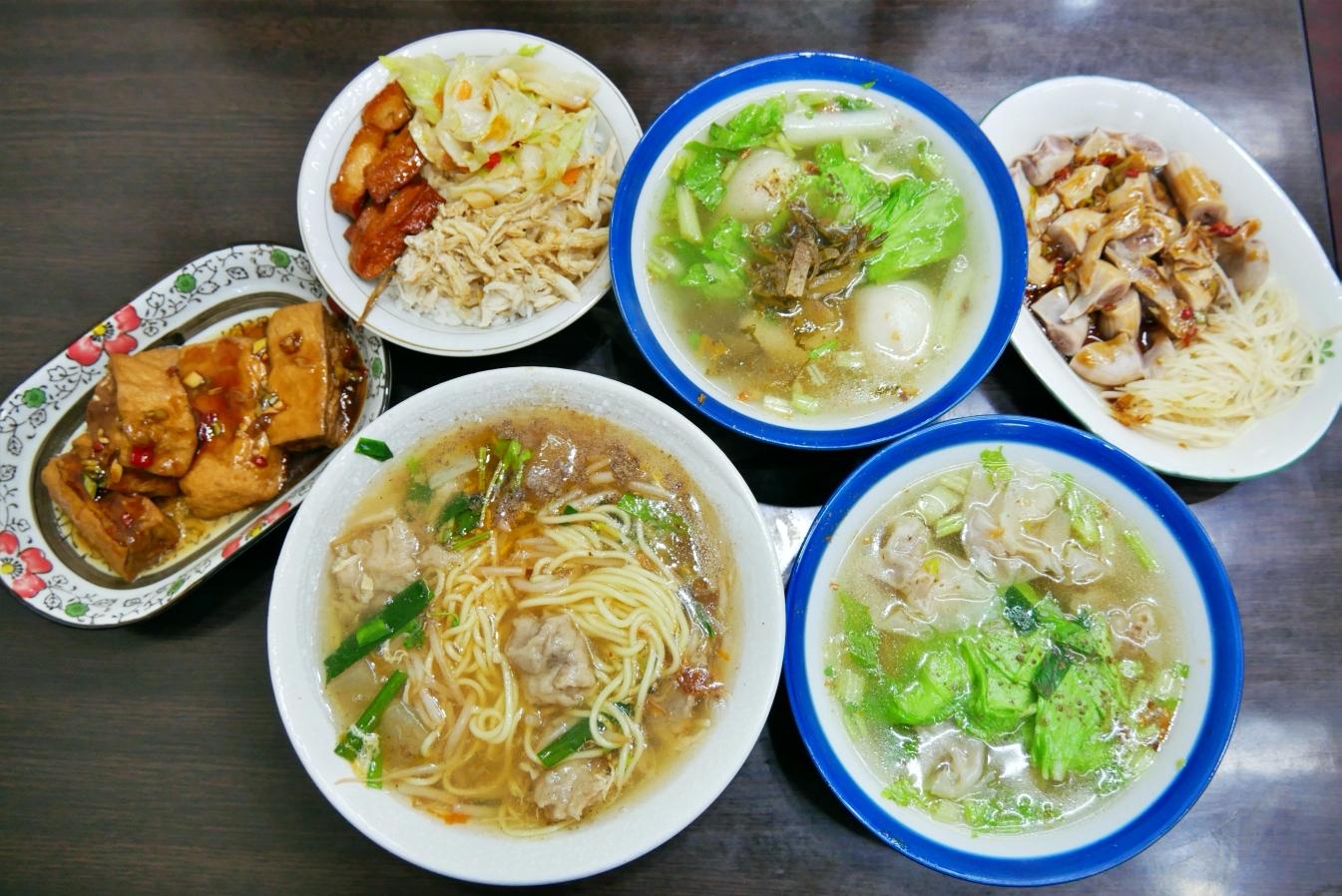 [桃園美食]美香飲食|敏盛綜合醫院三民院區旁超過七十年老店古早味傳統麵食