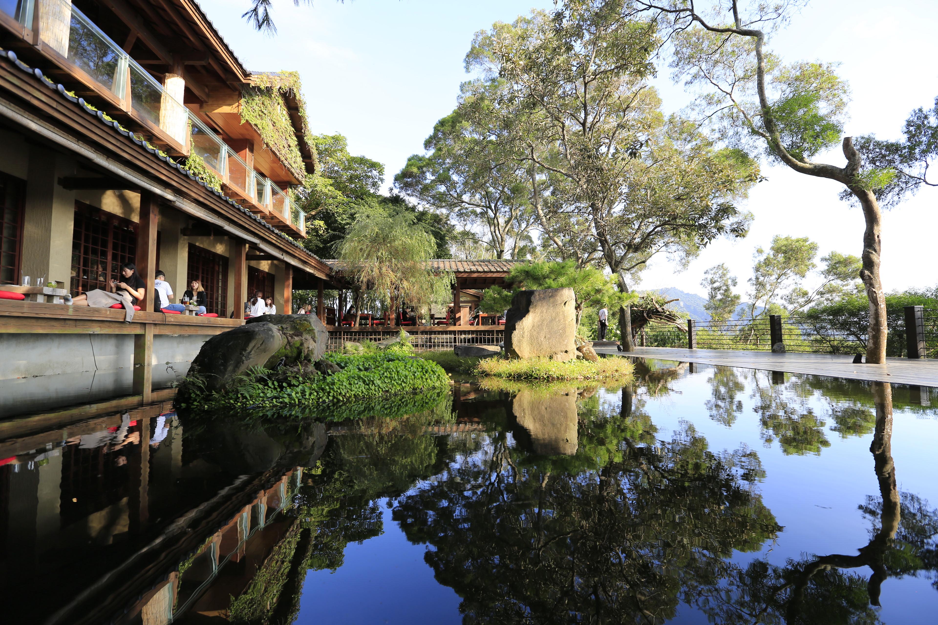 最新推播訊息:[台中新社]又見一坎煙|日式庭園無菜單料理~2020米其林餐盤推薦.絕佳美景