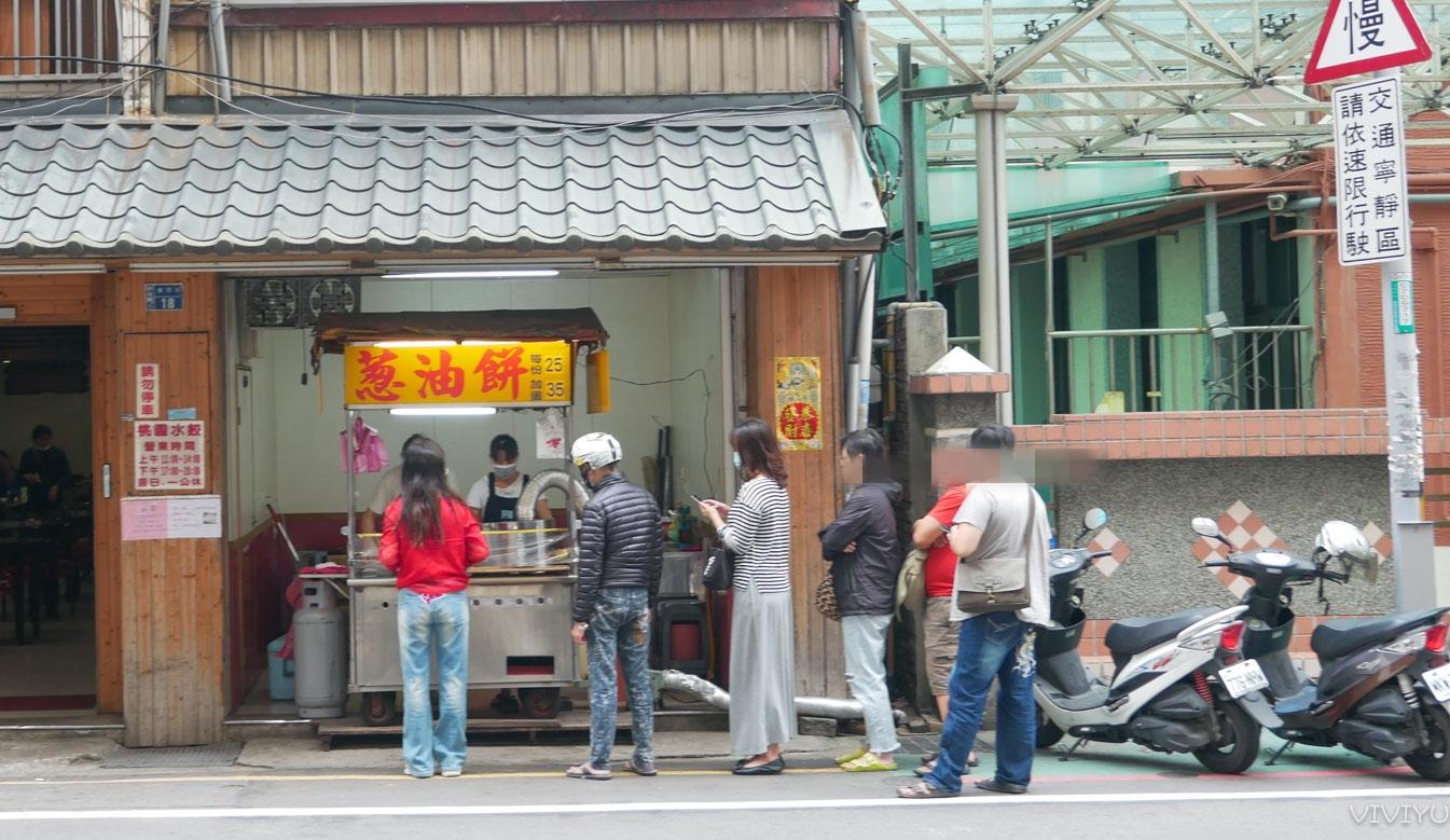 最新推播訊息:[桃園美食]東門國小.蔥油餅|排隊銅板美食下午茶~店內僅賣一種小吃