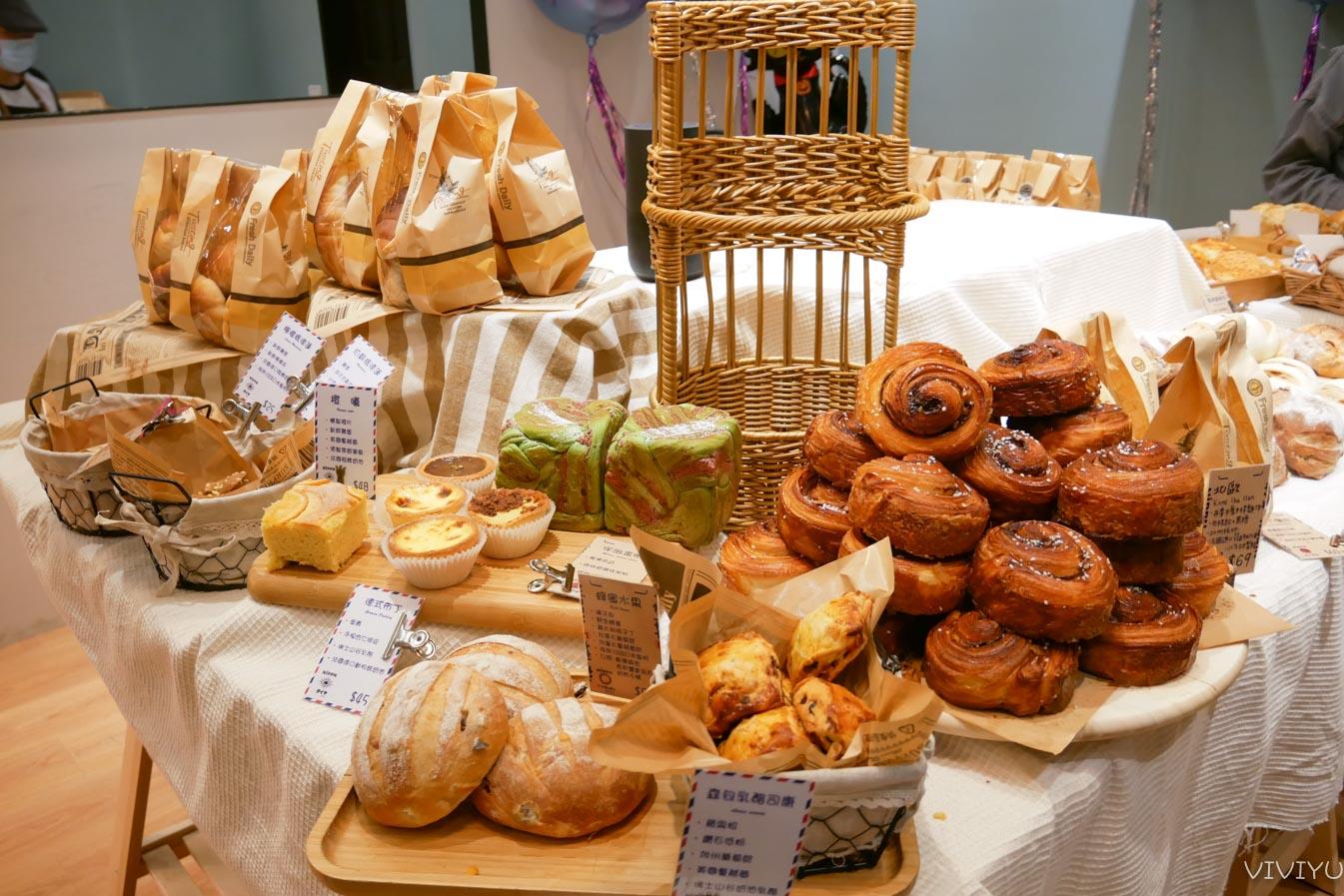 最新推播訊息:[桃園美食]拉凡德手作烘焙坊.桃園店|傳承日本職人精神打造.日式歐式麵包.滿滿甜點櫃選擇很多
